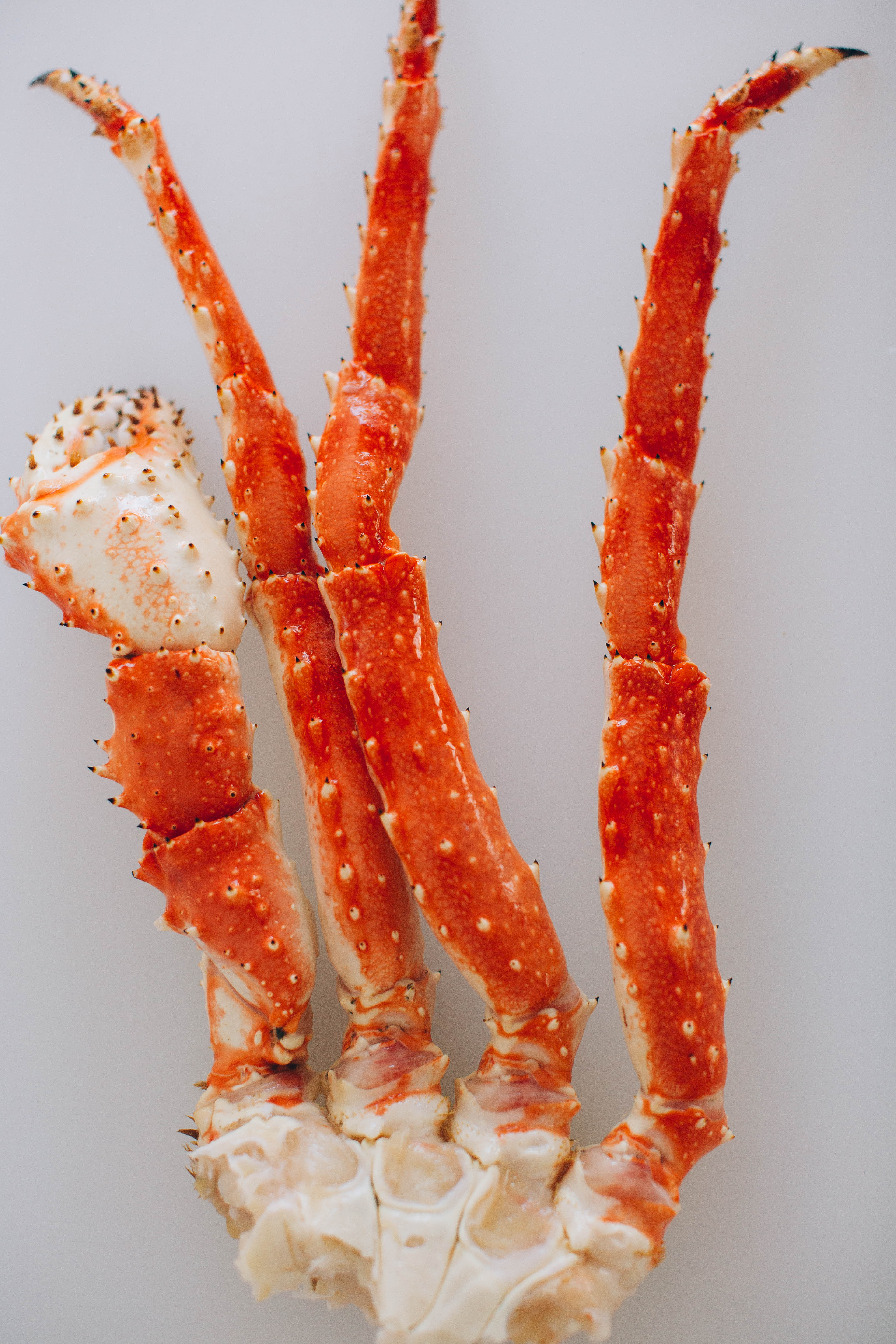 how to cook frozen king crab legs
